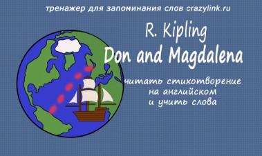 Don and Magdalena