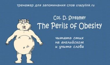 The Perils of Obesity