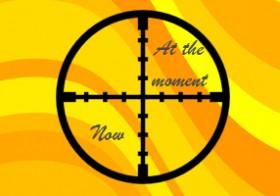 Present Continuous – Настоящее длительное время