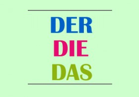 Определенный артикль в немецком языке.