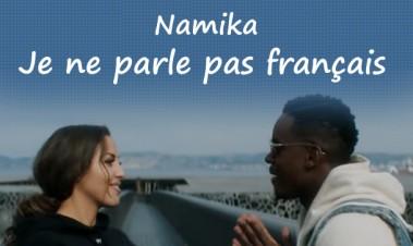 Namika. Je ne parle pas français