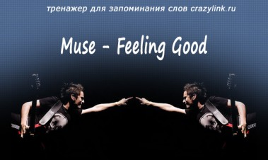 Muse - Feeling Good